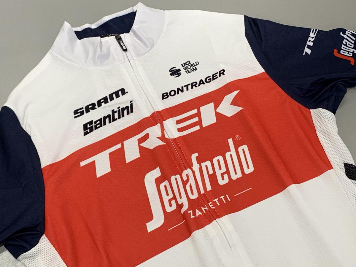 チームキットでTREK Segafredoを応援!
