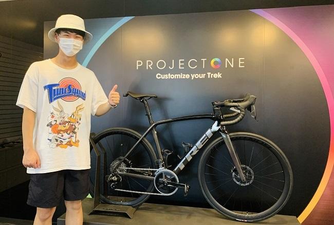 【Happy New Bike Day】~トレック直営店神戸須磨・納車シーン~