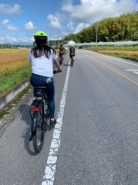 鹿沼周辺スタッフライドでe-bike Verve+2に乗りました!!