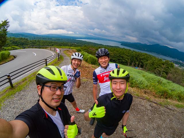 【スタッフライド】山中湖〜籠坂峠・三国峠をみんなで走ってきました