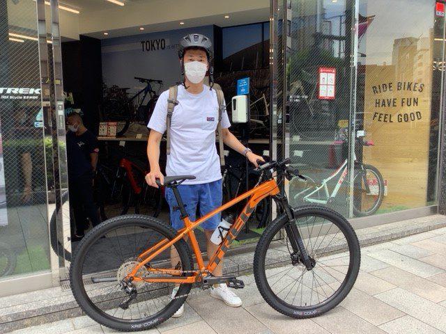 【Happy New Bike Day!】X-Caliber7~M様~