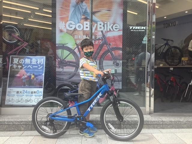 【Happy New Bike Day!】Precaliber 20 ~S様~