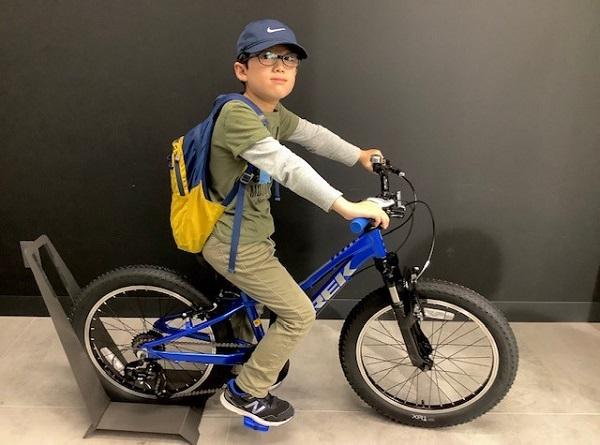 【Happy New Bike Day! 】Precaliber 20 ~Y様~