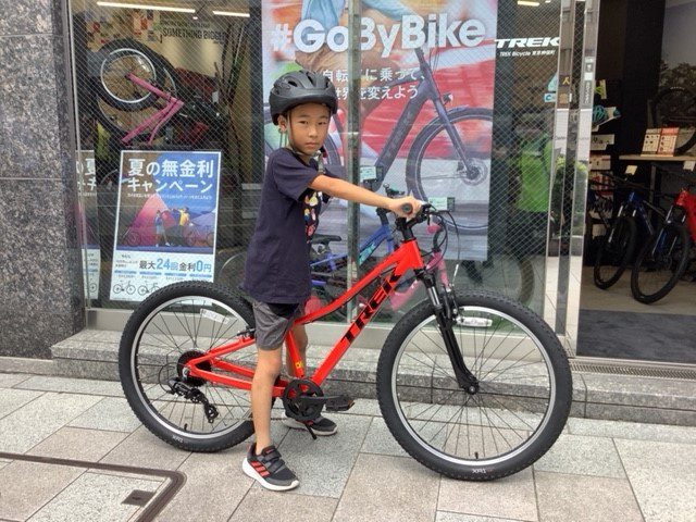 【Happy New Bike Day!】Precaliber 24 ~M様~