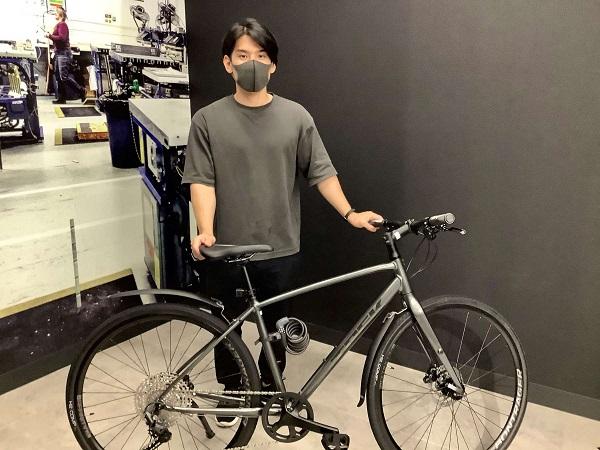 【Happy New Bike Day! 】FX4 Disc~N様~