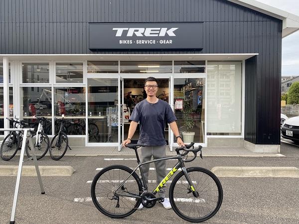 【Happy New Bike Day!】~TREK Bicycle新潟店 納車シーン~