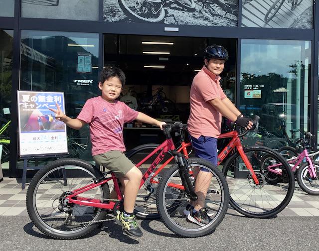 【Happy Bike New Day !】~甲府店納車シーン~Domane AL4