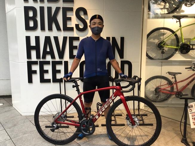 【Happy New Bike Day】~EMONDA SLR ~S様