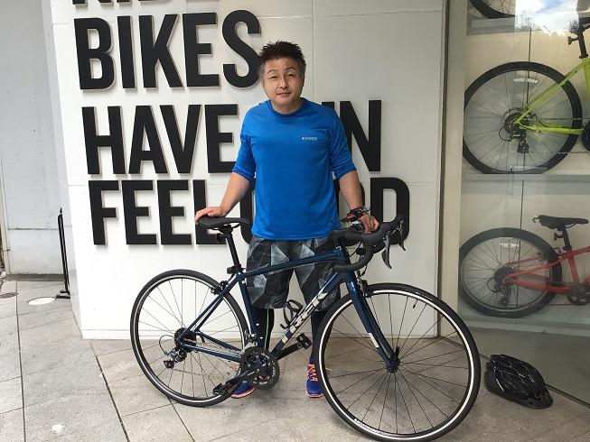 【Happy New Bike Day】~DOMANE AL2 ~T様