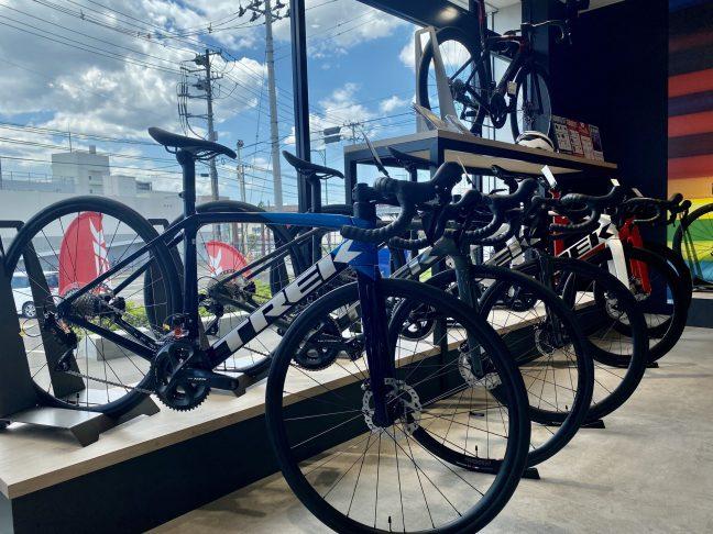 【クロスバイク、ロードバイク在庫状況】TREK Bicycle 仙台泉中央店 ※8月27日現在