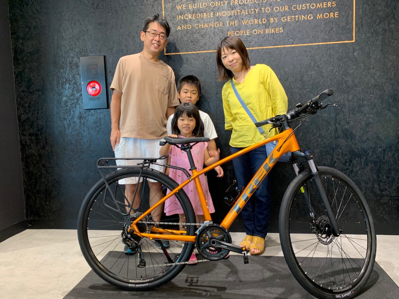 Happy New Bikes Days!サイクリングシーズン到来♪