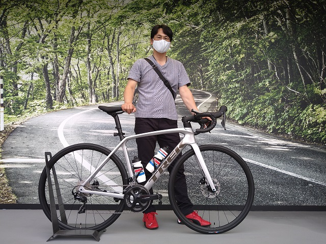 Happy New Bike Day!~Emonda SL5で趣味のカメラを背負ってサイクリング~