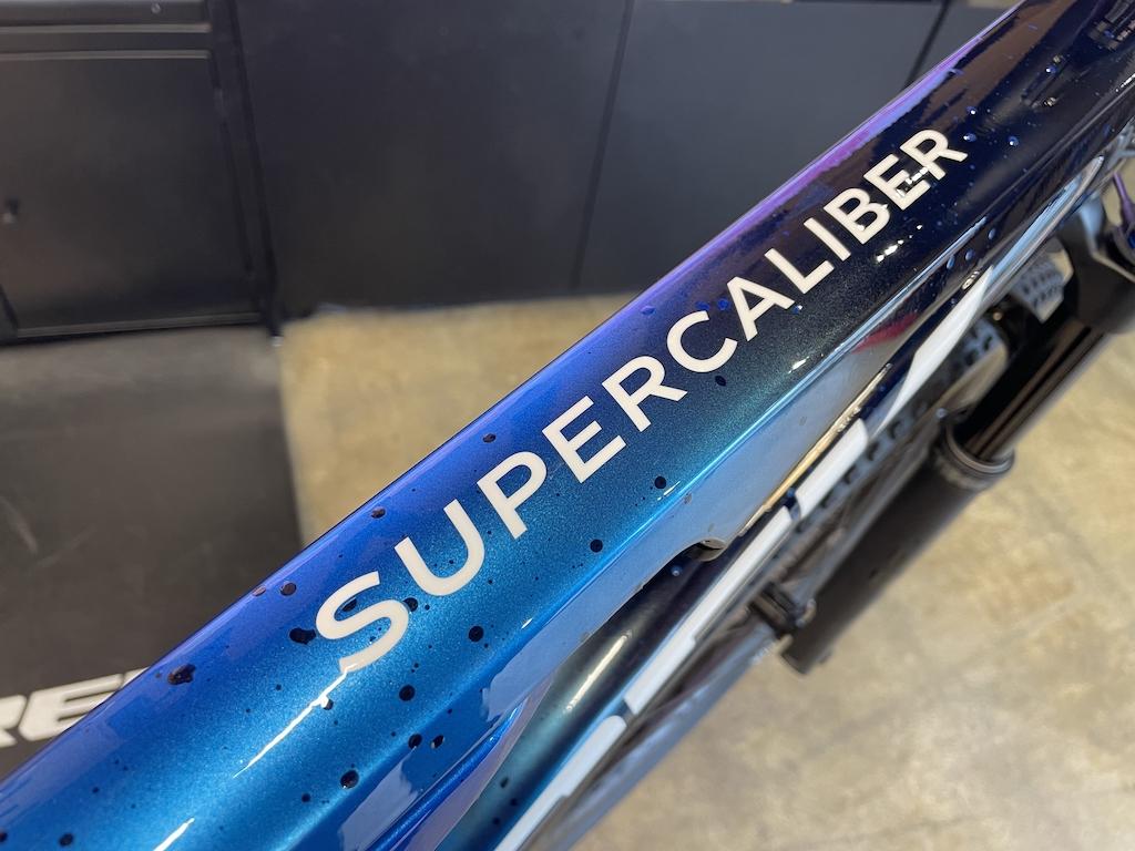 【22年モデル】SUPERCALIBER 9.8 GX【入荷】