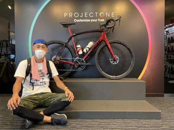 【Happy New Bike Day !】OCLVカーボンホイールで軽量化!見た目もかっこよく!