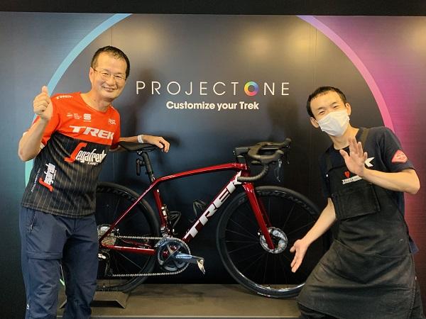【Happy New Bike Day !】Project One で最高の一台を
