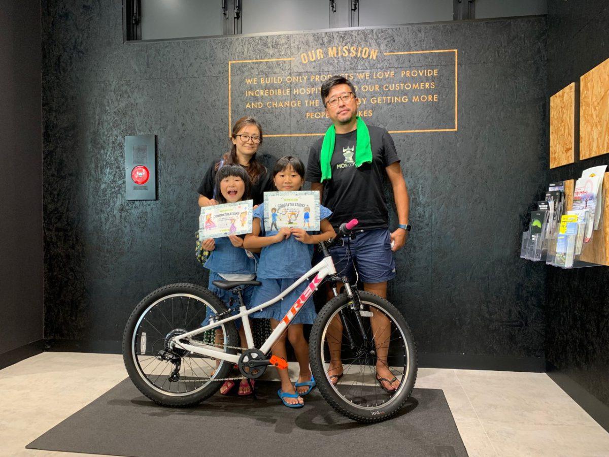 Happy New Bikes Days!夏の思い出を自転車で…Vol1