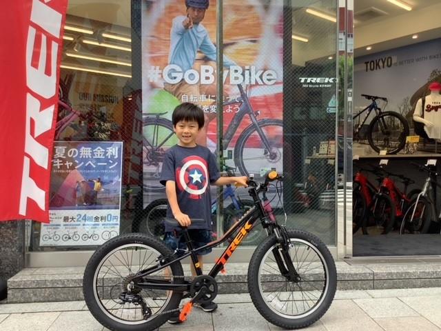【Happy New Bike Day!】Precaliber 20 ~E様~
