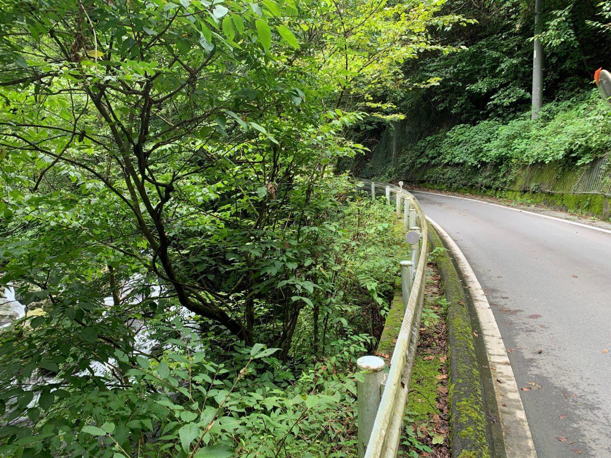ロードバイクで行く御荷鉾スーパー林道