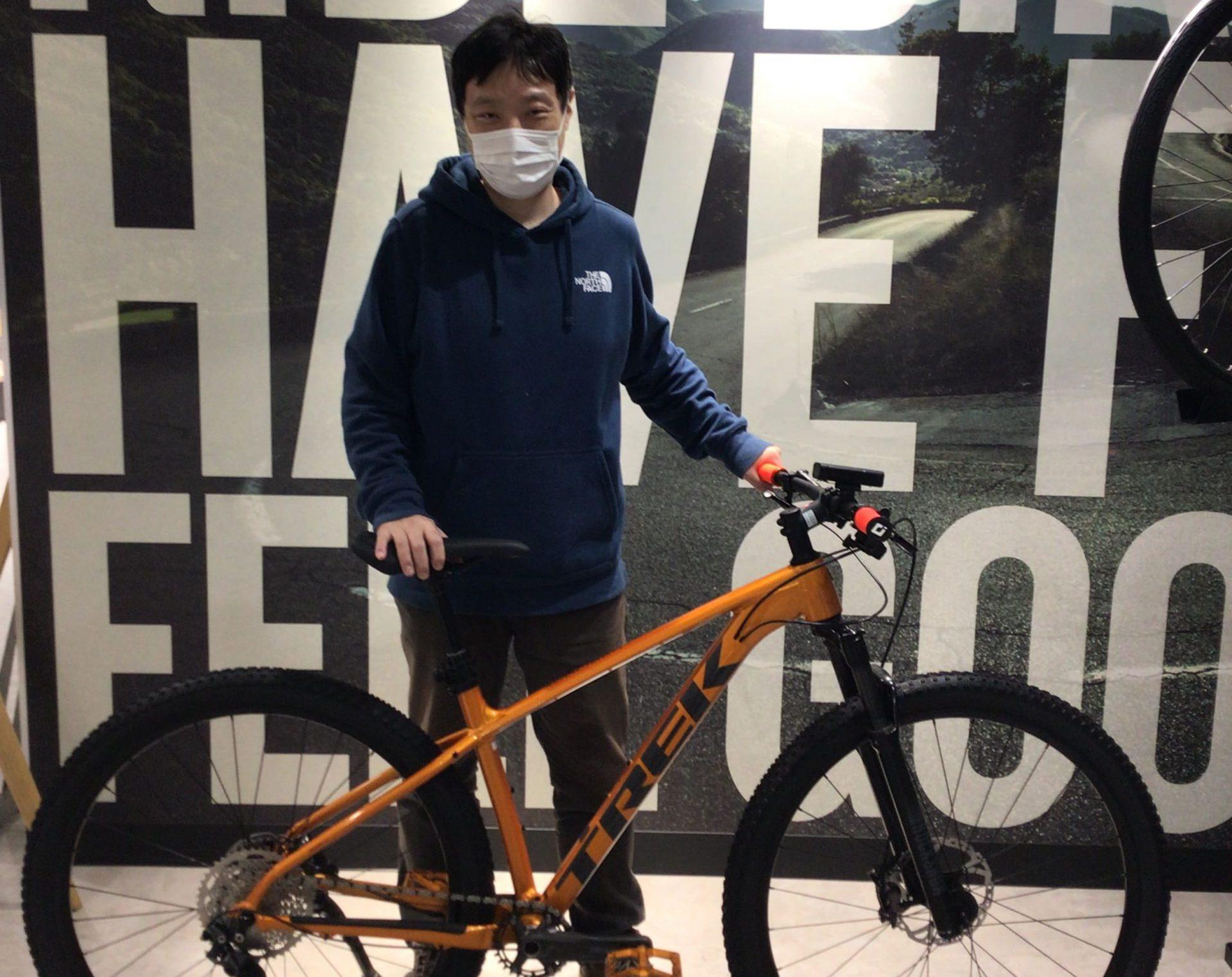 【Happy Bike New Day!】仙台泉中央店 X-Caliber 7 ご納車シーン