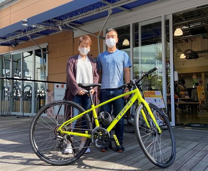 【Happy New Bike Day!】FX1 S  VOLT!