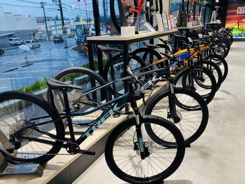 【マウンテンバイク、ロードバイク在庫状況】TREK Bicycle 仙台泉中央店 ※10月1日現在